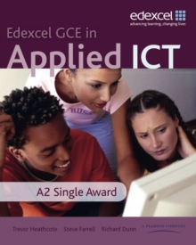 GCE in Applied ICT: A2 Student's Book and CD, Mixed media product