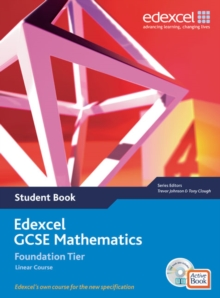Edexcel GCSE Maths 2006: Linear Foundation Student Book and Active Book, Mixed media product