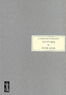 A Woman's Place, 1910-1975, Paperback