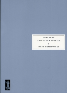 Dimanche and Other Stories, Paperback