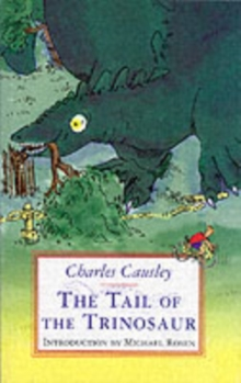 The Tail of the Trinosaur, Paperback Book
