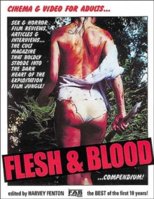 Flesh and Blood Compendium : Cinema and Video for Adults, Paperback