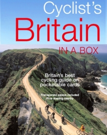Cyclist's Britain in a Box : Britain's Best Cycling Guide on Pocketable Cards, Cards