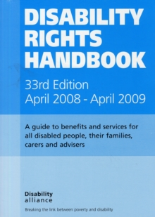 Disability Rights Handbook, Paperback