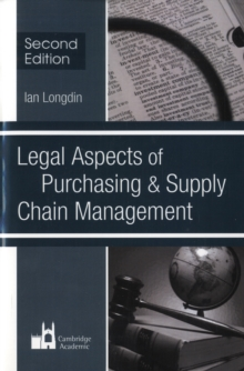Legal Aspects of Purchasing and Supply Chain Management, Paperback