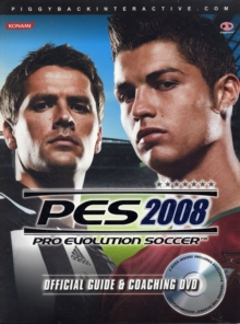 PES 2008 : Official Guide and Coaching DVD, Paperback