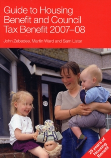 Guide to Housing Benefit and Council Tax Benefit, Paperback