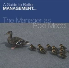 The Manager As Role Model, CD / Album