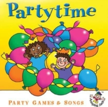Party Time, CD / Album