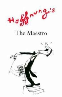 Hoffnung's the Maestro, Paperback Book