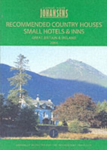 Recommended Country Houses : Small Hotels and Inns, Paperback