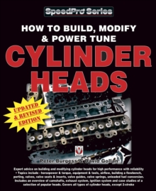 How to Build, Modify and Power Tune Cylinder Heads, Paperback