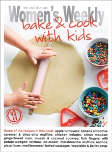 Bake and Cook with Kids, Paperback