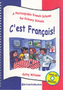 C'est Francais : A Photocopiable French Scheme for Primary Schools, Mixed media product