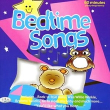 Bedtime Songs, CD-Audio
