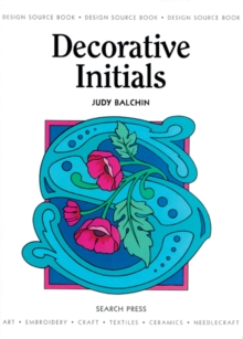 Decorative Initials, Paperback