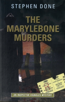 The Marylebone Murders, Paperback Book