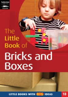 The Little Book of Bricks and Boxes : Little Books with Big Ideas, Paperback Book