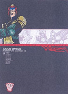 Judge Dredd : Complete Case Files v. 2, Paperback