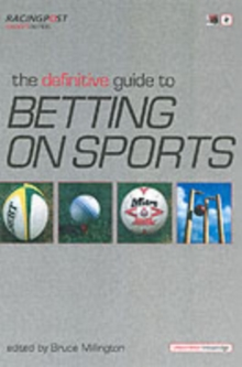 The Definitive Guide to Betting on Sports, Paperback