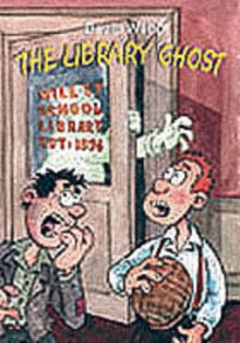 The Library Ghost, Paperback