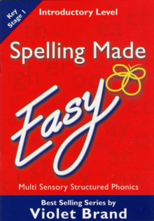 Spelling Made Easy : Sam Introductory level, Paperback