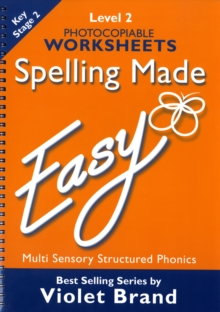 Spelling Made Easy : Level 2 Photocopiable Worksheets, Mixed media product