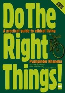 Do the Right Things!, Paperback
