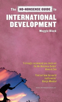 No-nonsense Guide to International Development, Paperback