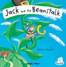 Jack and the Beanstalk, Paperback Book