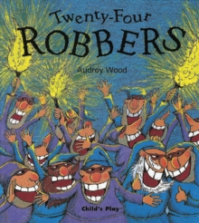 Twenty-Four Robbers, Paperback Book