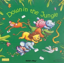 Down in the Jungle, Board book