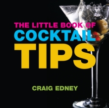 The Little Book of Cocktail Tips, Paperback Book