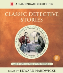 Classic Detective Stories, CD-Audio