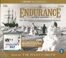 Endurance and Shackleton's Way : Both the Story and Leadership Lessons from the Antarctic Explorer Shackleton, CD-Audio