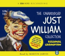 "The Unabridged Just William Collection : ""Just William - Home for the Holidays"", ""Just William at Christmas"", Multiple-item retail product Book"