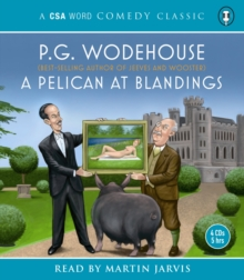 A Pelican at Blandings, CD-Audio Book