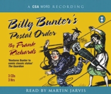 Billy Bunter's Postal Order, CD-Audio