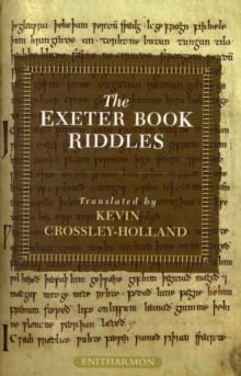 The Exeter Book Riddles, Paperback Book