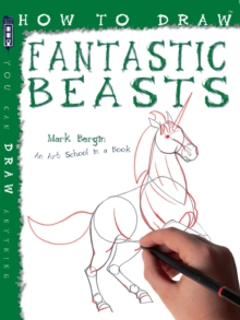 How to Draw Fantastic Beasts, Paperback Book