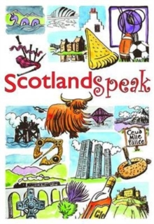 ScotlandSpeak, Paperback Book