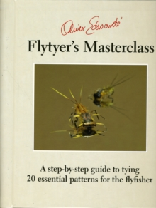 Oliver Edwards' Flytyer's Masterclass, Spiral bound Book