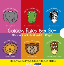 Golden Rules Box Set, Board book Book
