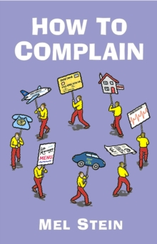 How To Complain, Paperback