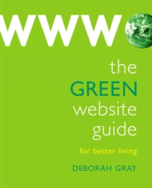 The Green Website Guide, Paperback Book