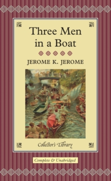 Three Men in a Boat, Hardback