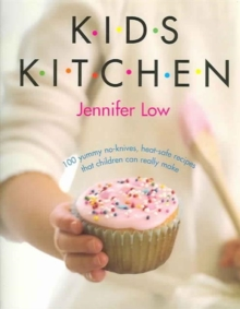 Kids Kitchen, Paperback Book