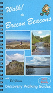 Walk! the Brecon Beacons, Paperback Book