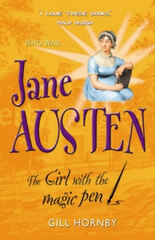 Jane Austen : The Girl with the Magic Pen, Paperback Book