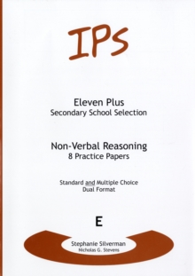 Eleven Plus Non-Verbal Reasoning Practice Papers : 8 Thirty Minute Practice Papers in Dual Format, Other book format Book